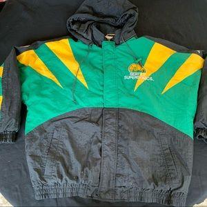 Vintage NBA Seattle SuperSonics Jacket